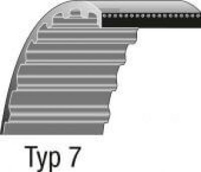RATIOPARTS Keilriemen 12,7 x 7,1 x 2108,2